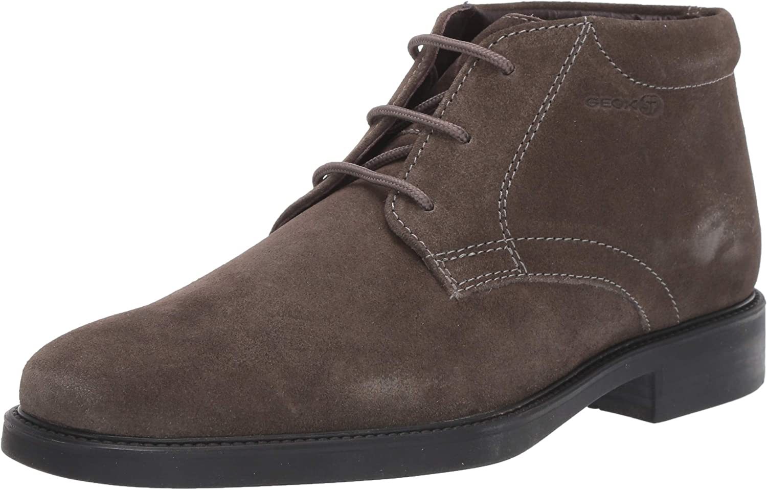 GEOX Brandolf Men's Lace-Up Shoes Brown