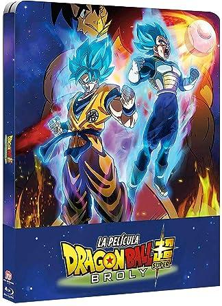 Dragon Ball Super Broly Bd Caja Metálica [Blu-ray]: Amazon.es ...