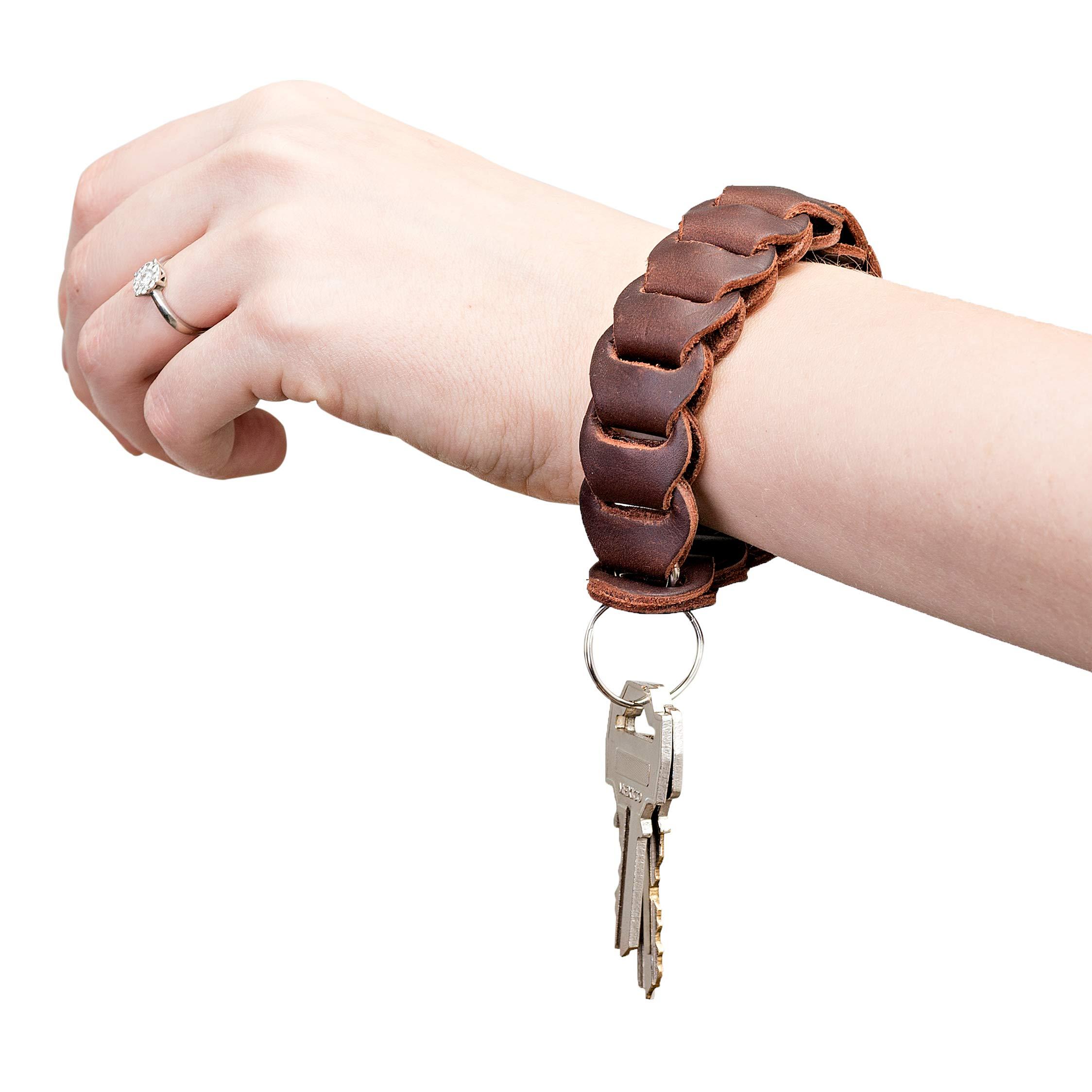 Love 41 Key Chain Wrist Bracelet Includes 41 Year Warranty