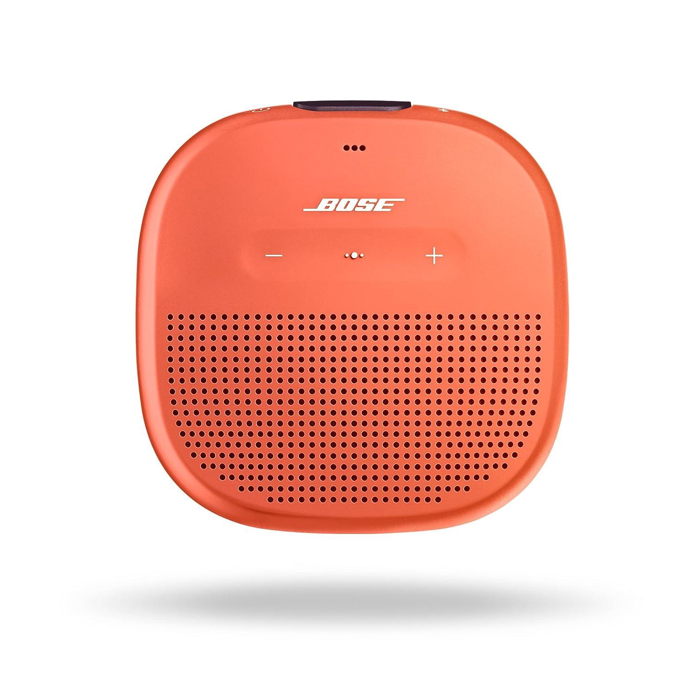 Bose SoundLink Micro, Portable Outdoor Speaker, (Wireless Bluetooth Connectivity), Bright Orange