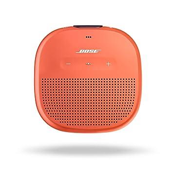 bose bluetooth speakers amazon. bose soundlink micro waterproof bluetooth speaker - bright orange speakers amazon