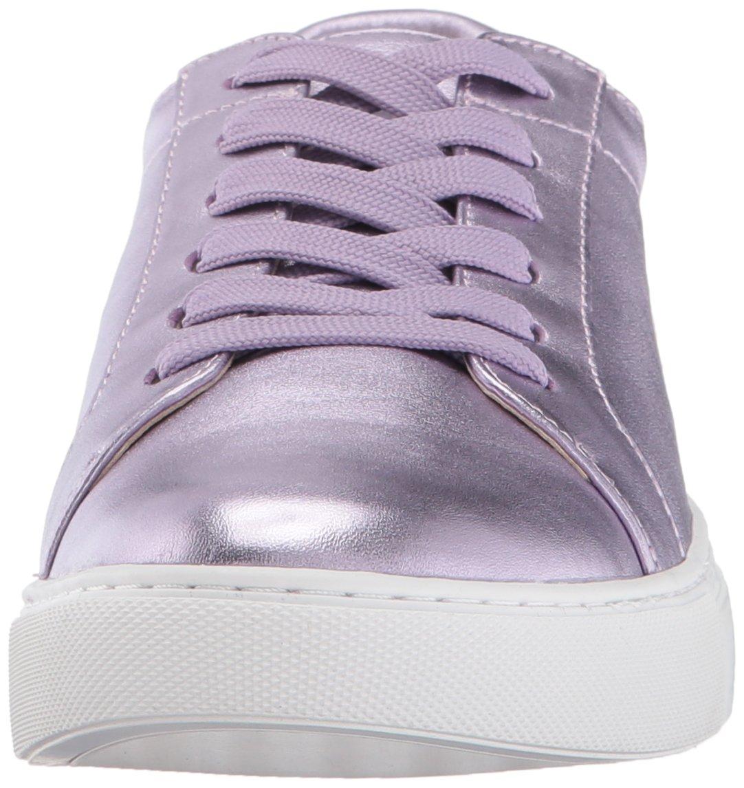Kenneth Cole New York Women's Kam Low Profile Metallic Leather B(M) Fashion Sneaker B01MZD1KP3 8.5 B(M) Leather US Lavender b34c04