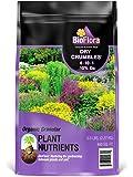BioFlora R4505 Dry Crumbles Slow Release Plant Fertilizer, 6-10-1+10% Ca, 5-Pound Bag