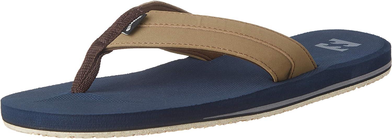 Billabong Men's Flip Max 63% OFF Sandals Gorgeous Flop