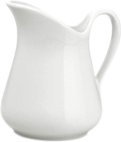 Pillivuyt Mehun Milk Jug, 34-Ounce