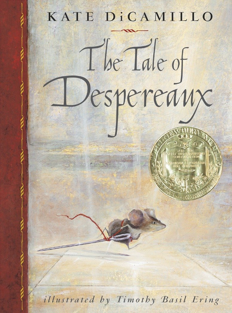 The Tale of Despereaux: Being the Story of a Mouse, a Princess ...