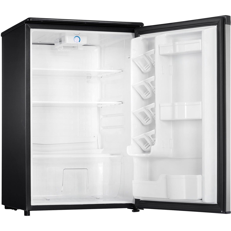 Danby DAR044A5BSLDD Compact Refrigerator, Spotless Steel Door, 4.4 Cubic Feet by Danby (Image #6)