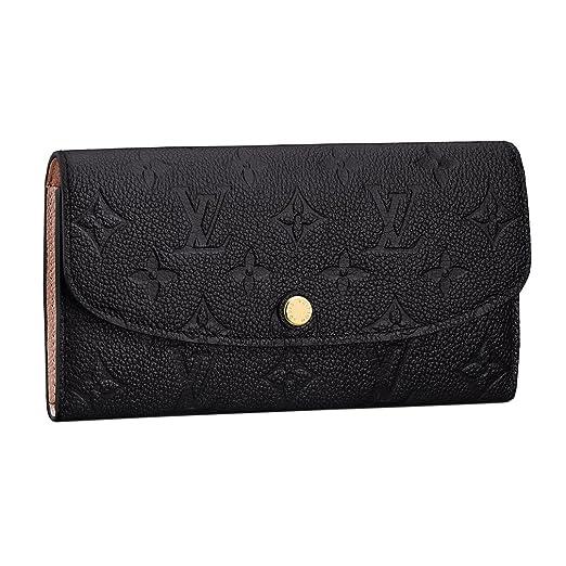 ... zippy wallet  louis vuitton monogram empreinte leather emilie wallet  noir article ... c3792f0fec8
