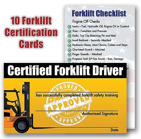 free forklift training certificate template | radiofixer.tk