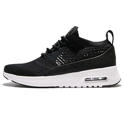 unique design 50% price best website NIKE Women's W Air Max Thea Ultra FK PNCL, Black/Black-White, 8 US