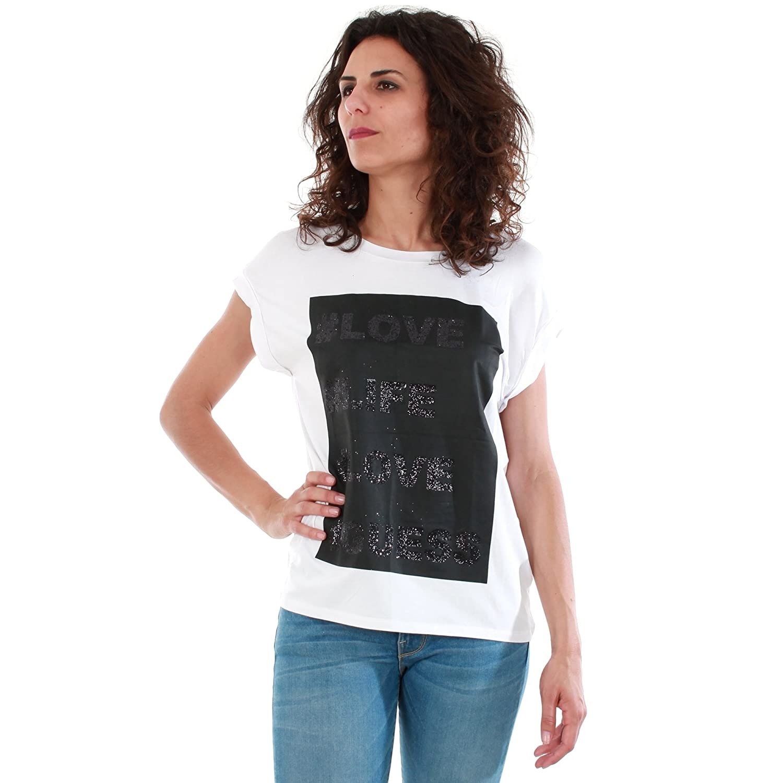 Guess W64I08K54B0, Camiseta Para Mujer