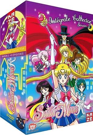 Sailor Moon - Intégrale Saison 2 [Francia] [DVD]: Amazon.es: Junichi Sato, Kunihiko Ikuhara: Cine y Series TV