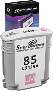 Speedy Inks Remanufactured Ink Cartridge Replacement for HP 85 / C9429A (Light Magenta)