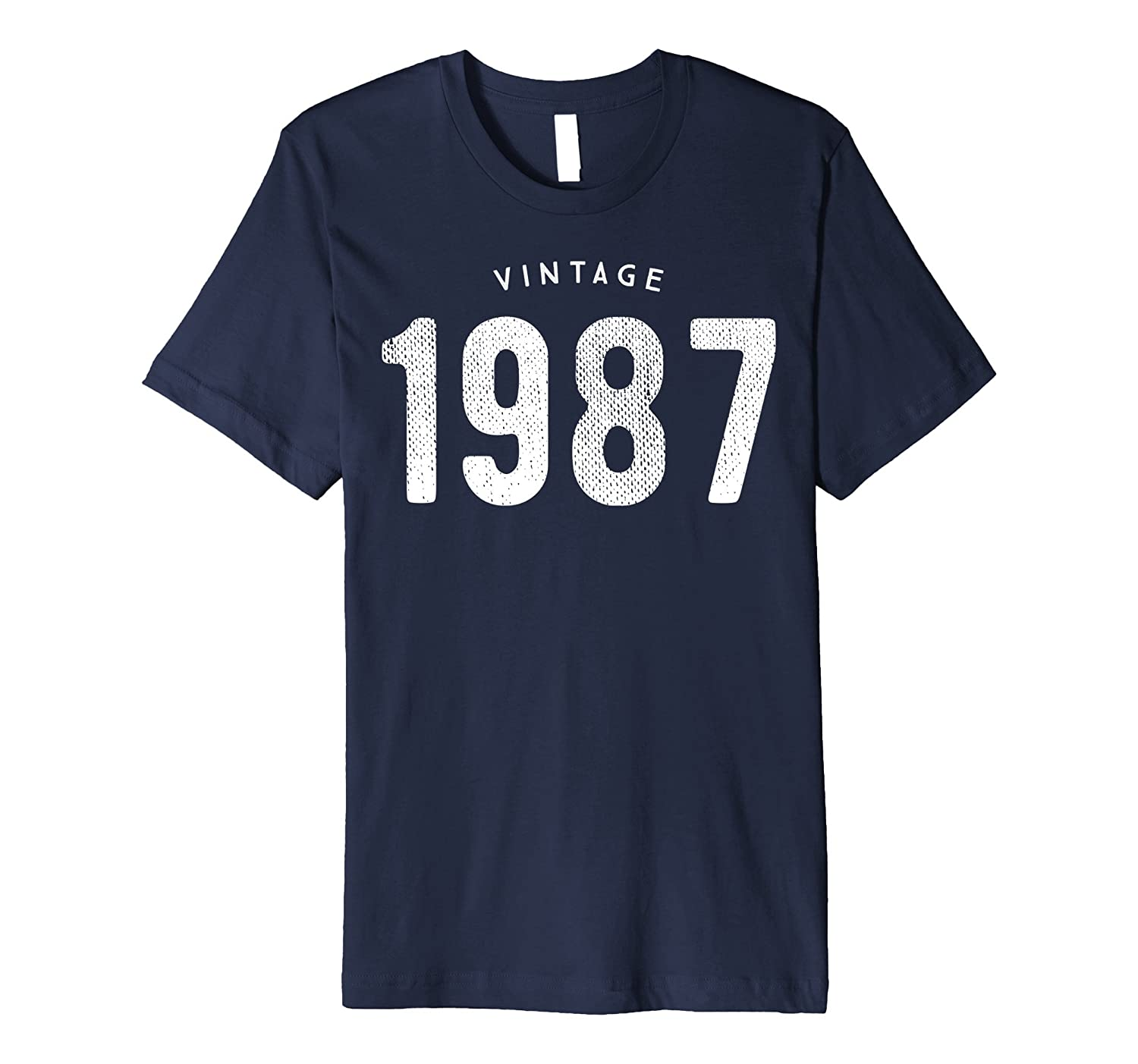 30th Birthday Shirt For Men & Women - VINTAGE 1987-TH