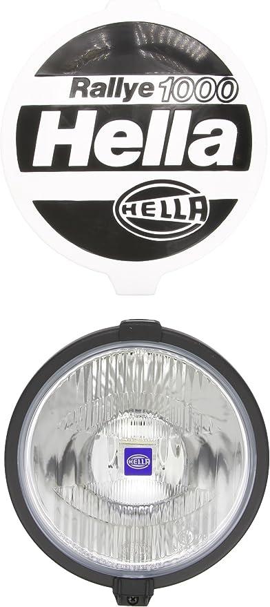 Hella 1f7 004 700 321 Fernscheinwerfer Rallye 1000 Halogen H2 12v Rund Ref 17 5 Anbau Einbauort Links Rechts Auto