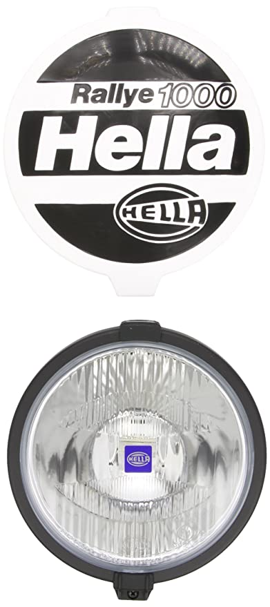 Anbau h/ängend//stehend HELLA 1F7 004 700-151 Fernscheinwerfer Rallye 1000 Halogen 12 V