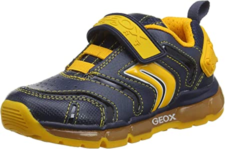 Geox J Android Boy B, Zapatillas para Niños