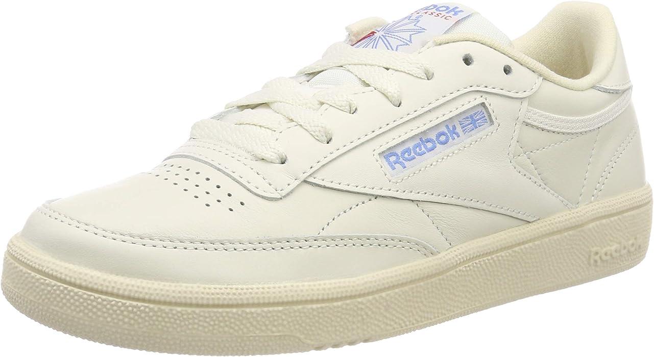 96993431a21520 Reebok Club C 85 Vintage Womens Sneakers White