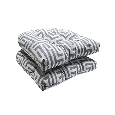 Amazon Com Indoor Outdoor Cushions Decorative Chair Pads For