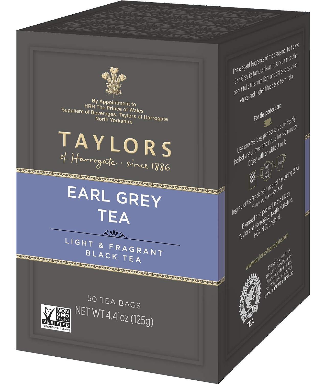 Taylors of Harrogate Saquitos de té, 50 unidades ...