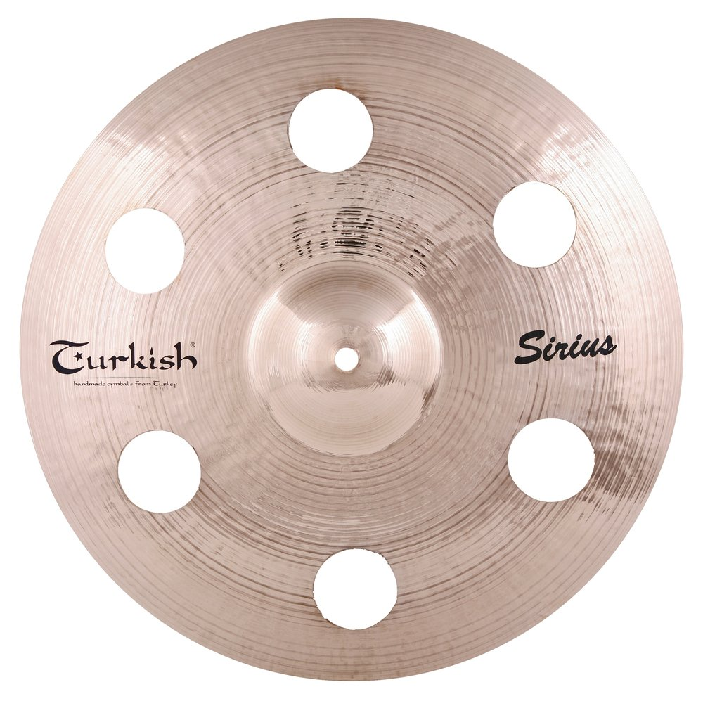 Turkish Cymbals Effects Series 16-inch Sirius Crash SS-C16