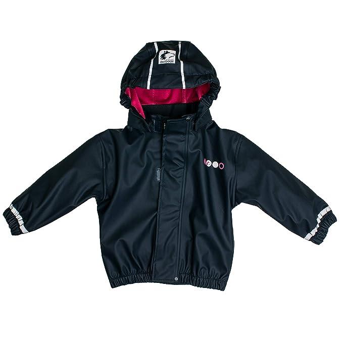 Salt & Pepper Jacket RB B Girls Uni Chaqueta Impermeable ...