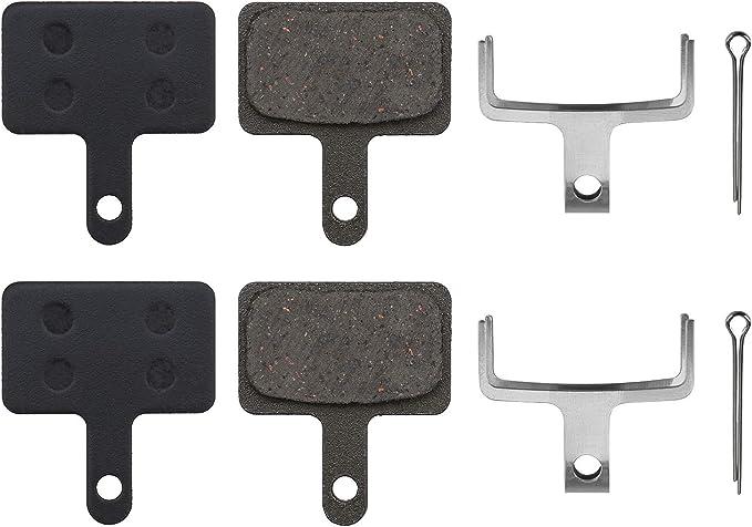 Tektro HD M290 M291 M301 M330 M336 M350 Aluminium Semi Metallic Disc Brake Pads