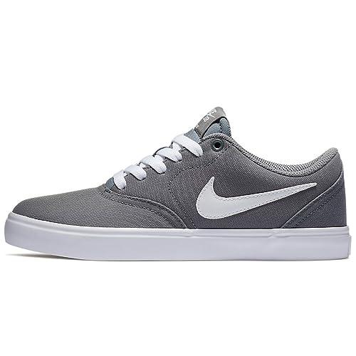 Nike Wmns SB Check Solar Cnvs Scarpe da Skateboard Donna  Amazon.it  Scarpe  e borse a9104be86d4