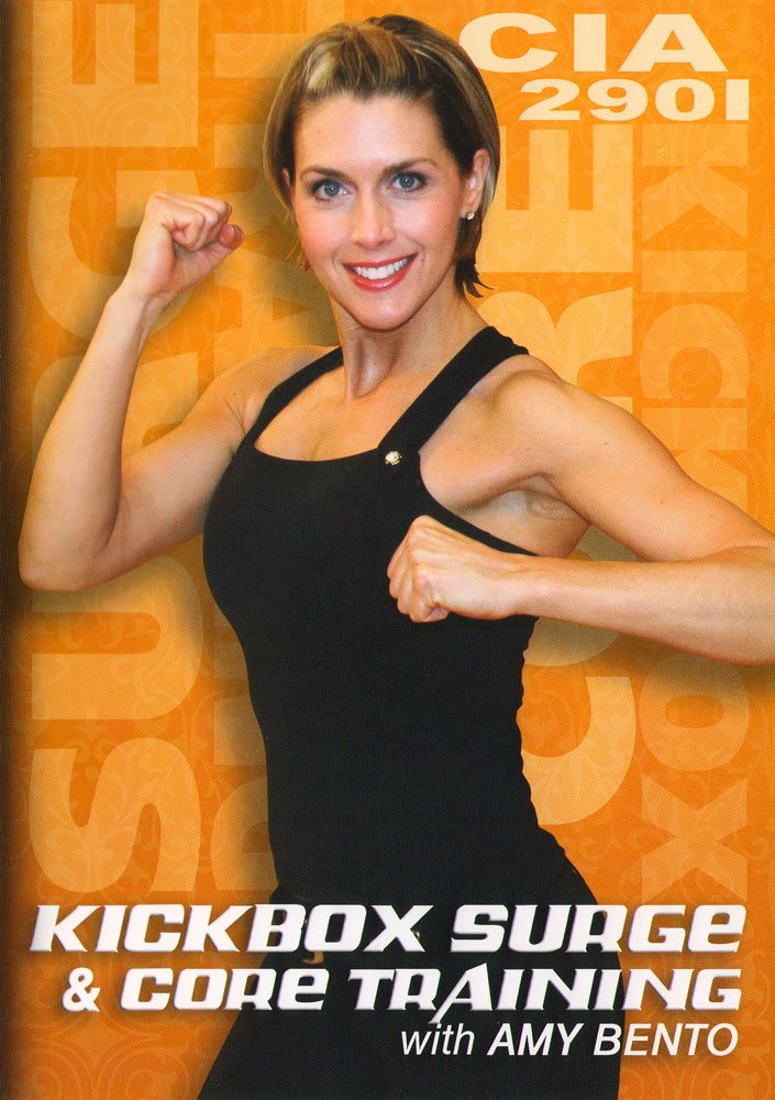 DVD : Kickbox Surge & Core Training (DVD)
