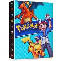 JOYUE Pokemon-plakboek, Pokemon-kaartenalbum, Pokemon-kaarthouder, Pokemon-map, kaartenalbum, boek, Pokemon-kaarten, GX…