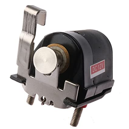 Amazon com: Holdwell Solenoid RE37089 for John Deere Tractor