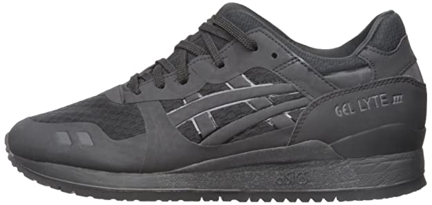 info for 3b31a 35242 Asics GEL-LYTE III NS Sneakers Mens H618N-9090 Black Black 5.5 M US  Buy  Online at Low Prices in India - Amazon.in
