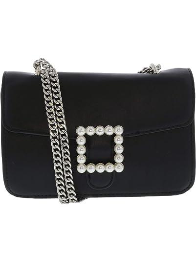 404b0ba698 Steve Madden Women's Bdiana Cross Body Bag - Black: Handbags: Amazon.com