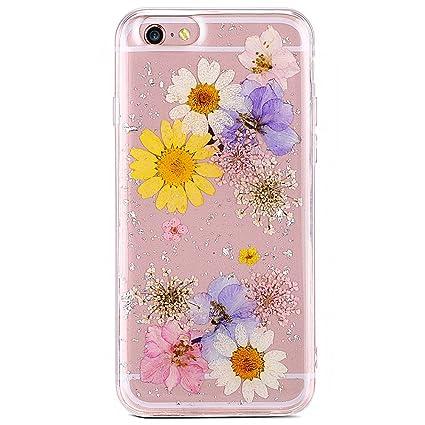 Distribuidores de descuento Fundas Iphone Flores De Silicona Plus