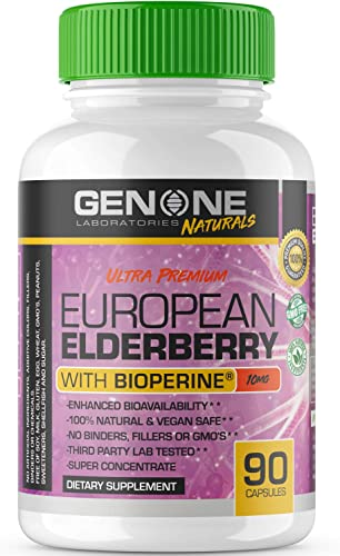 GenOne Nutrition Elderberry Extract