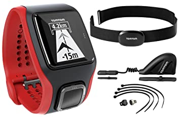 Sportuhr Intervall : Tomtom gps sportuhr multisport cardio hrm cadence one size rh