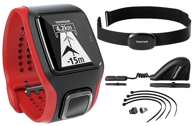 06868357476f TomTom Multi-Sport Cardio - Reloj
