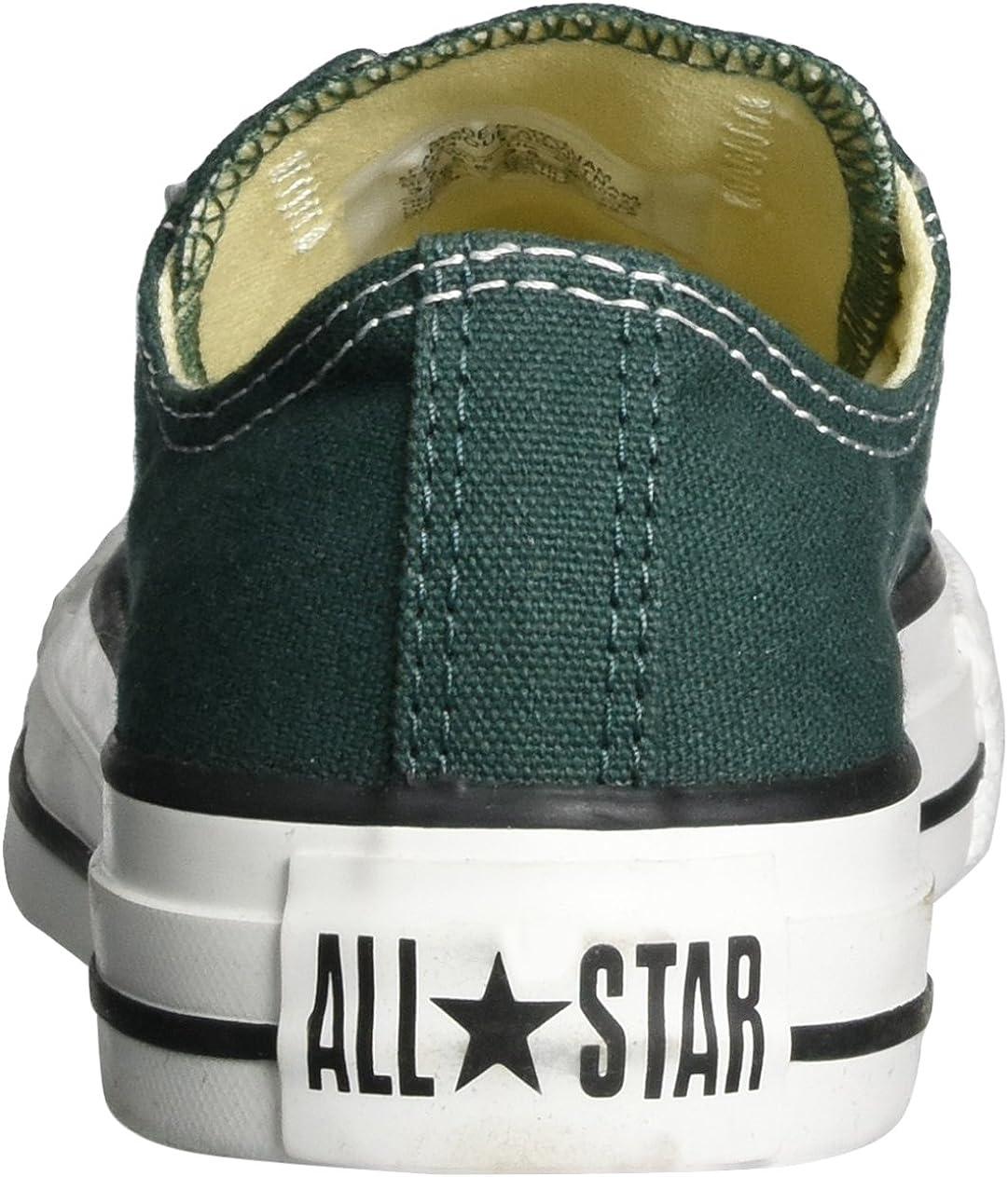 Converse Basket All Star Ox Vert Vert Pine