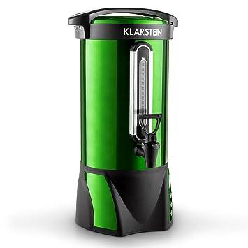 Klarstein Big-Bacchus dispensador de bebidas calientes portátil (1.500 W, 8 litros,