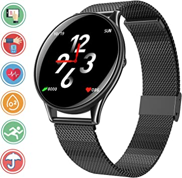 Bluetooth Smartwatch en Color de Alta definición, IP68 Sumergible ...