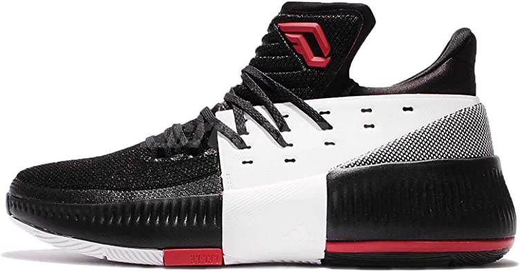 adidas Dame 3 On Tour Shoe Men's Basketball 18 Core Black