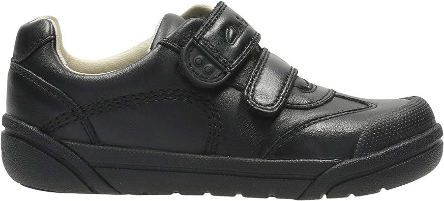 Lil Folk Zoo Boys Clarks School Shoes