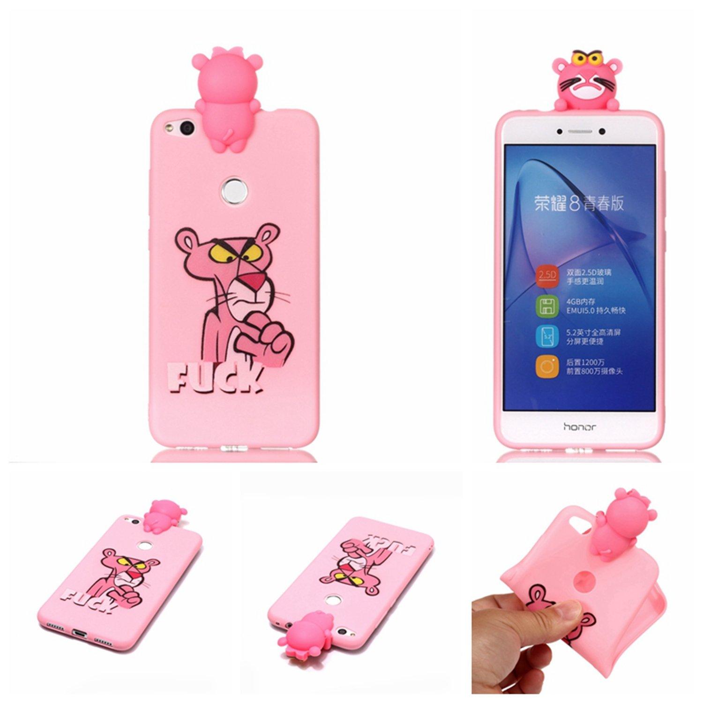 Accessoires téléphones portables Huawei Honor 8 Lite Cover ...