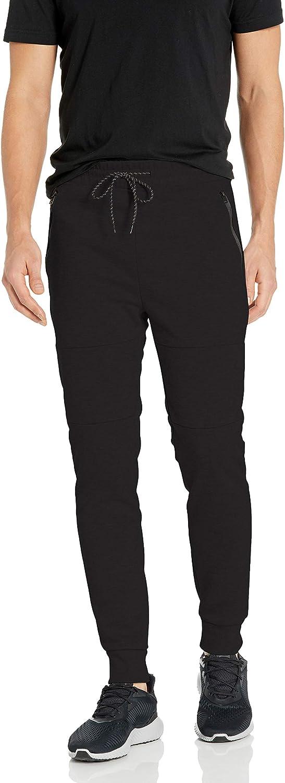 Southpole Men's Tech Fleece Basic Jogger Pants-reg and Big & Tall Sizes: Clothing