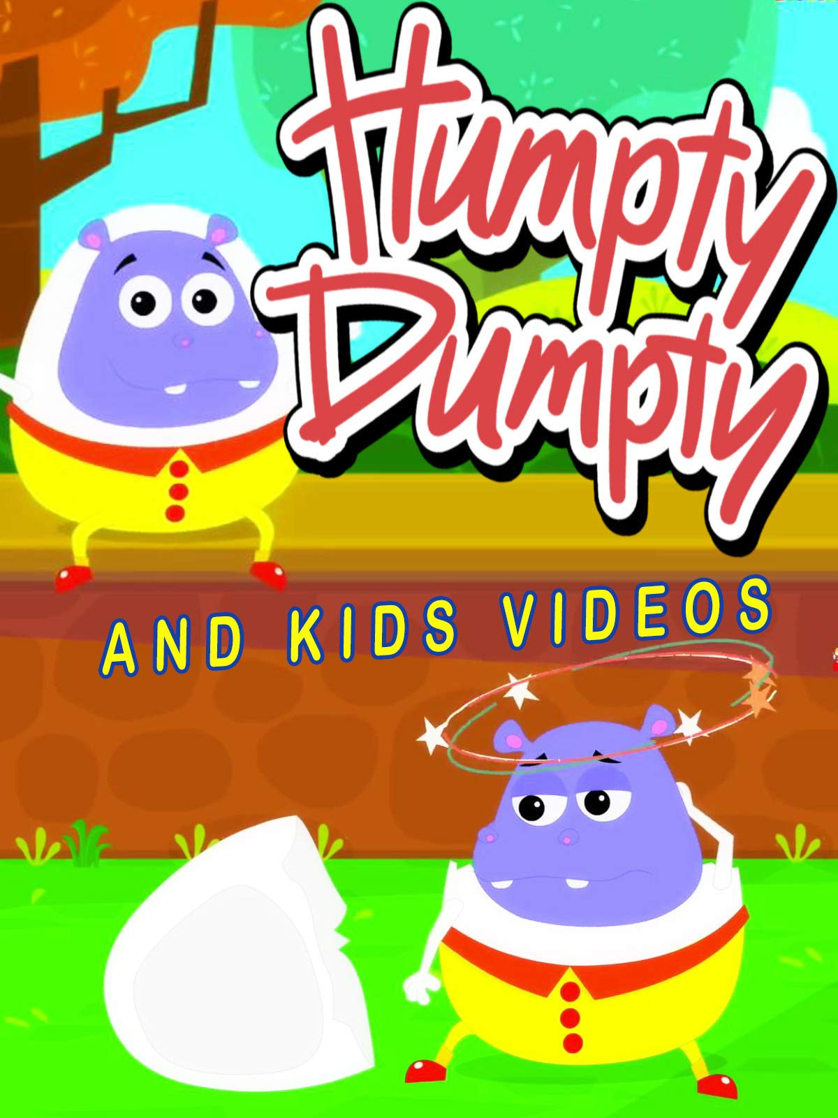 Clip: Humpty Dumpty and More Kids Rhymes