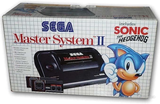 Master System - Konsole MS 2 #Sonic Set: Amazon.es: Videojuegos