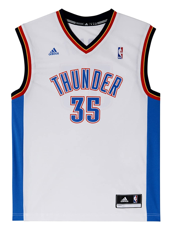 adidas Trikot NBA Oklahoma City Thunder Durant Replica - Camiseta ...