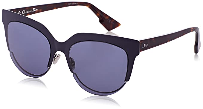 Mujer Dior Rey para Gafas de Azul 72 Sol Christian DIORSIGHT2 pw7txq8HdH 34cd28754842