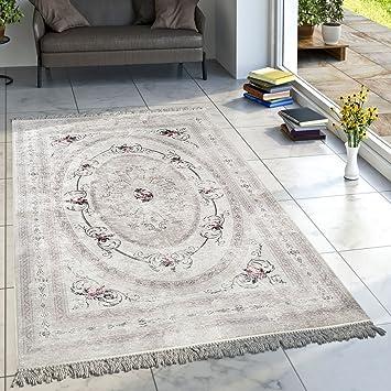 Amazon.de: Paco Home Designer Teppich Wohnzimmer Teppich Orient ...