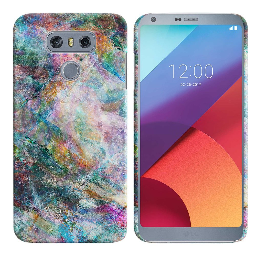Amazon.com: LG G6 h870 Case, fincibo (TM) Back Cover Hard ...